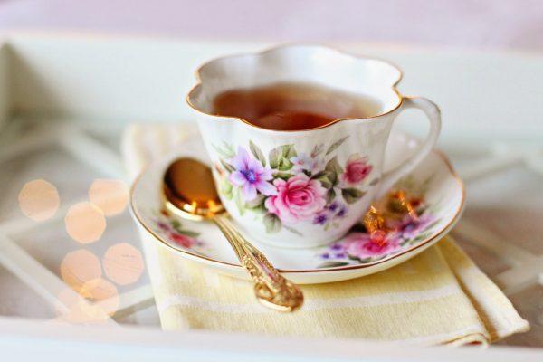 bostońskie picie herbaty